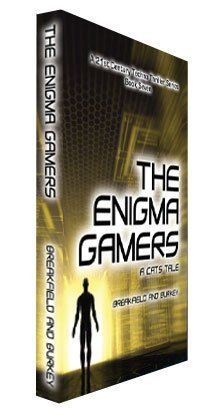 What we were thinking: The Enigma Gamers-A CATS Tale #7 of the Enigma Book Series-