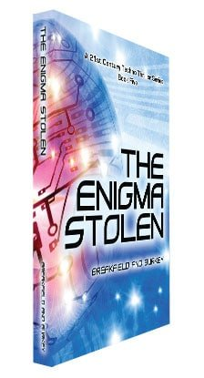 What we were thinking: The Enigma Stolen #5 of the Enigma Book Series-