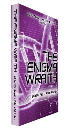 What we were thinking: The Enigma Wraith #4 of the Enigma Book Series-