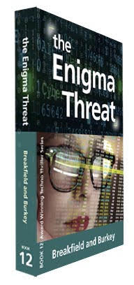 What we were thinking: The Enigma Threat #12 of the Enigma Book Series-