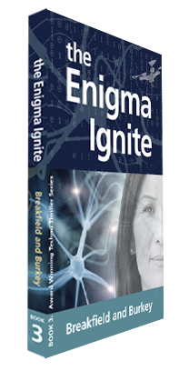 What we were thinking: The Enigma Ignite #3 of the Enigma Book Series-